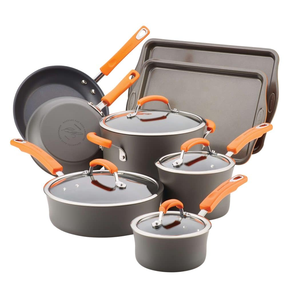 Hard anodized cookware safety