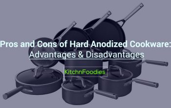 pros and cons of hard anodized cookware