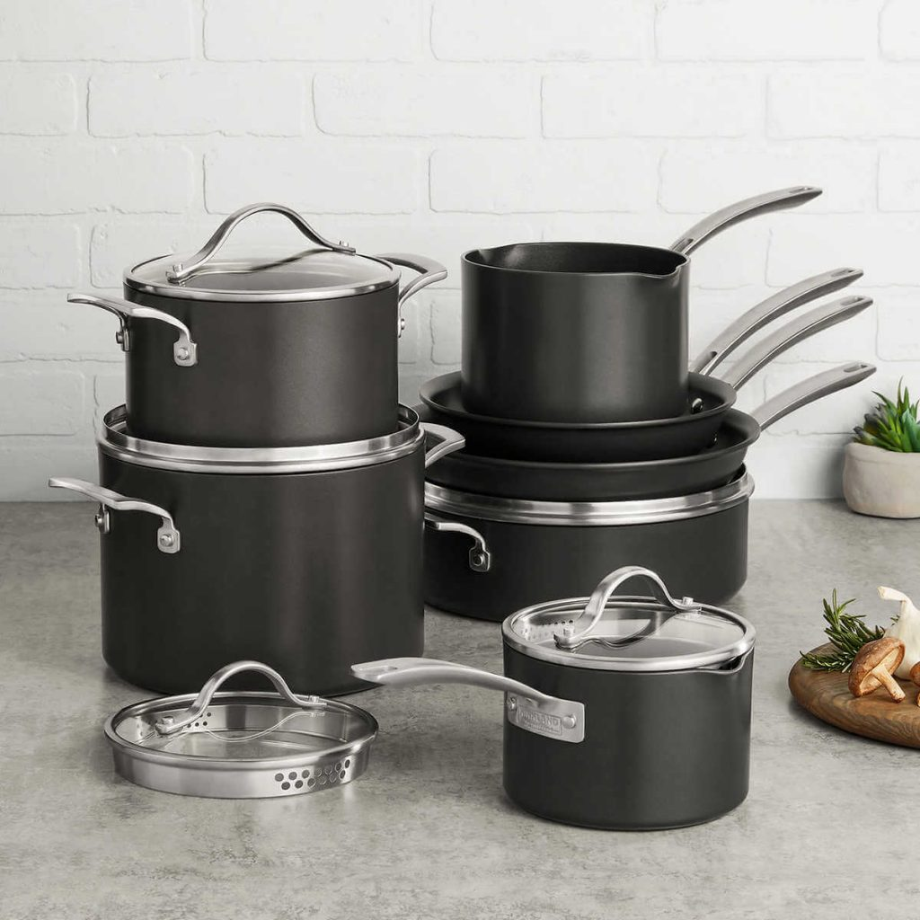 How is Hard Anodized Cookware Made