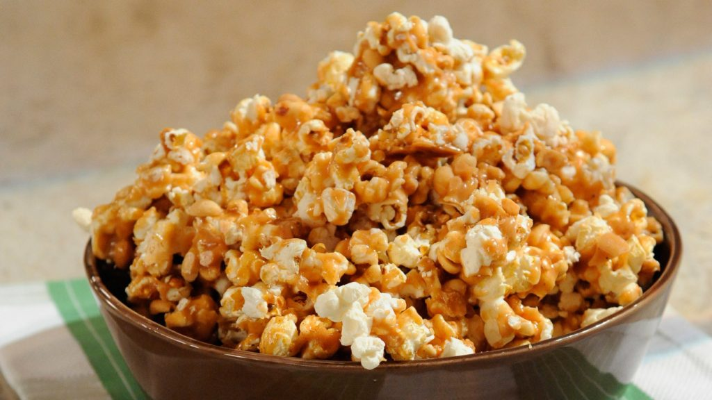 Heavy Caramel Popcorn