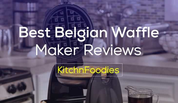 best belgian waffle maker reviews