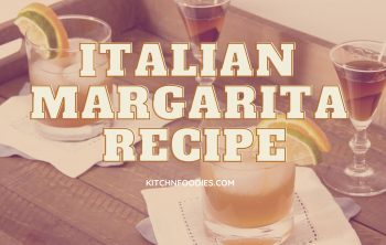 italian margarita recipe