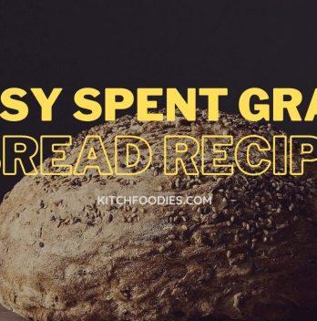 spent grain bread recipe