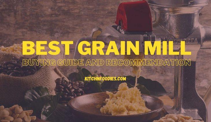 best grain mill